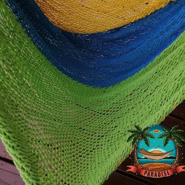 columpio guacamayo