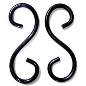 ganchos para hamaca tipo S